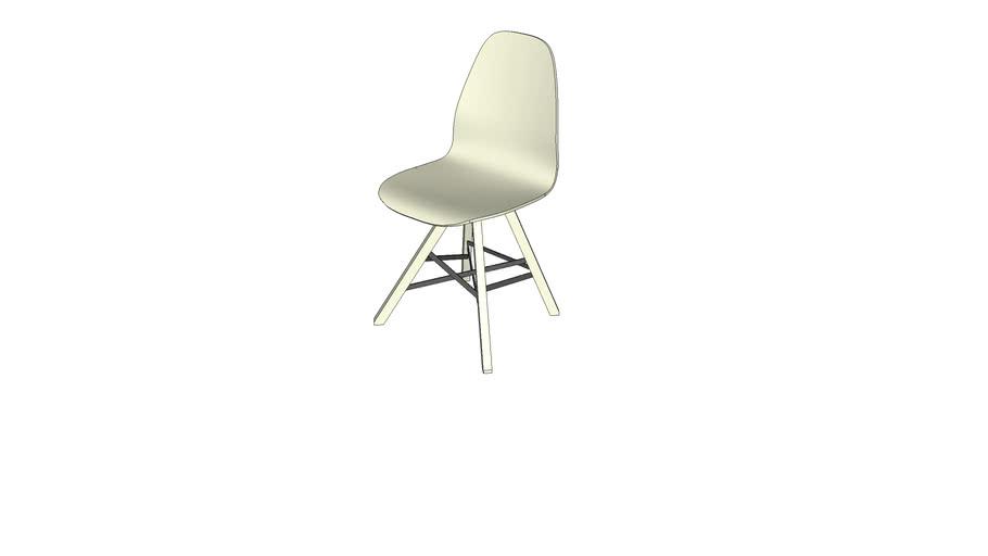 Spoinq Chair Piramide wood