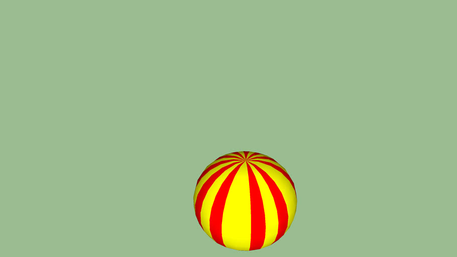 is beach ball