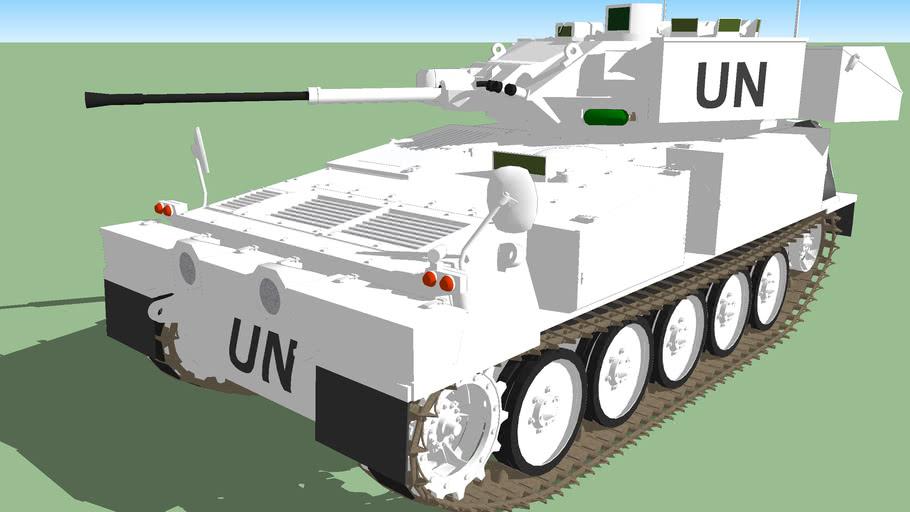 FV 107 CVR Scimitar