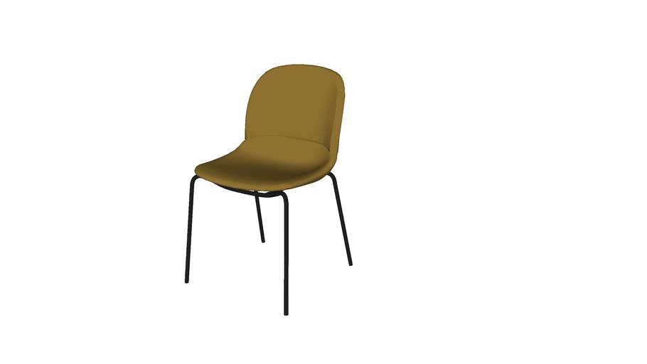 Hug chair 拥抱餐椅(无扶手)