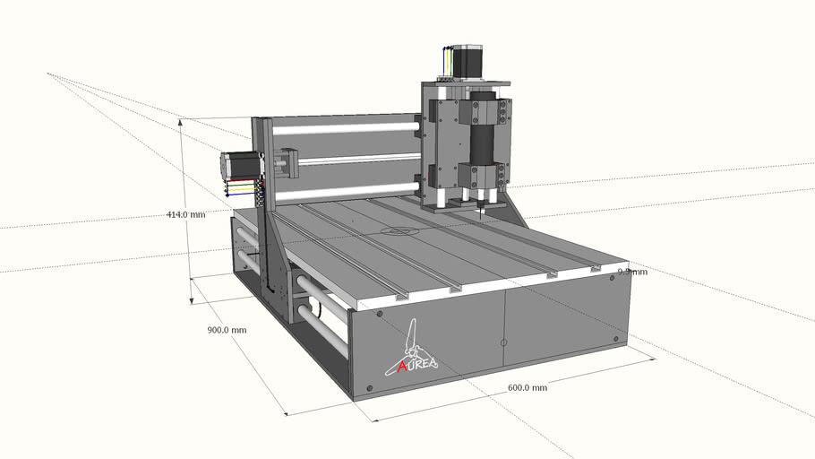 LeoWeick Raf CNC Basic