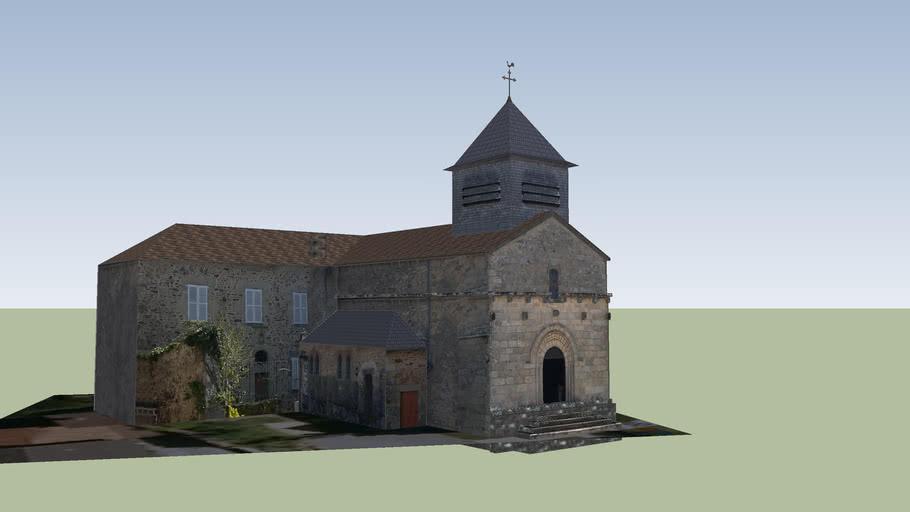 Eglise de boisseuil