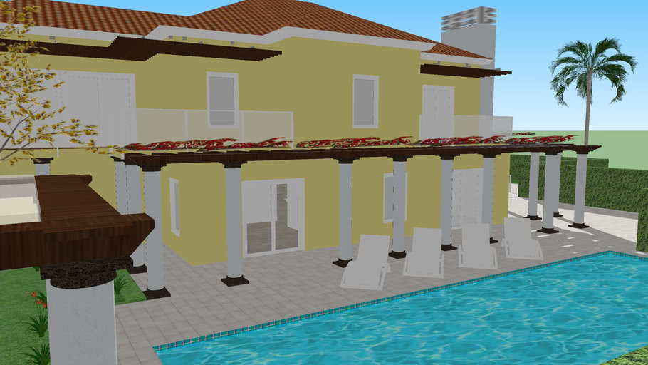 Portuguese Modern House