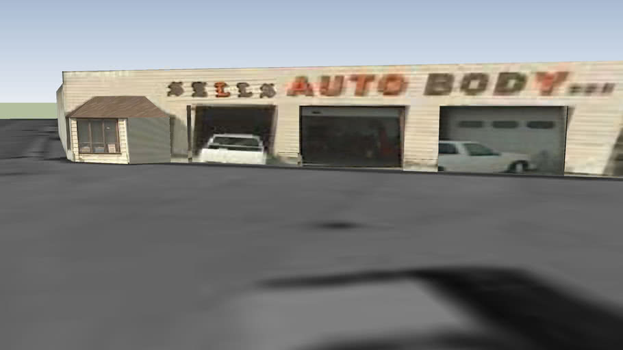 Sell's Auto Body Shop