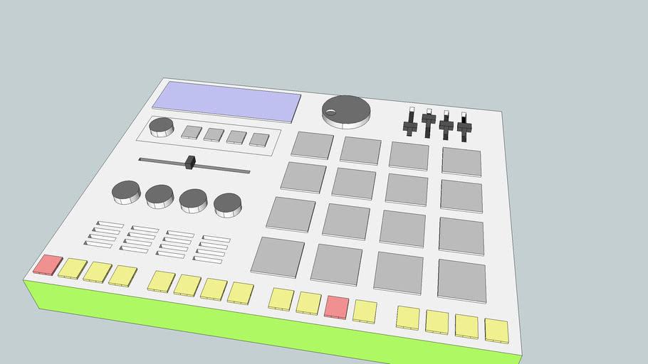 MyBeat Drum Machine