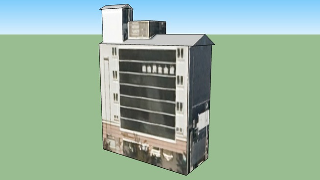 Building in 〒604-8263