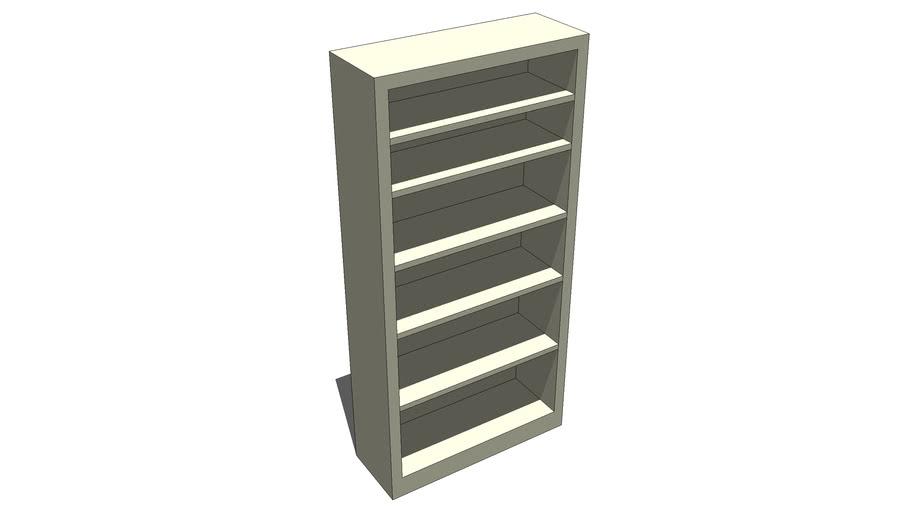 Shelving Bookcase 001