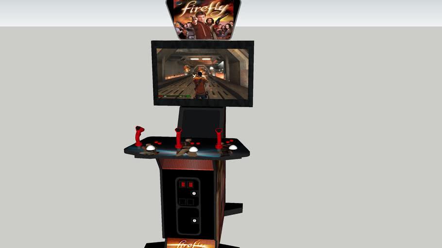 Firefly Arcade Machine (April Fools)