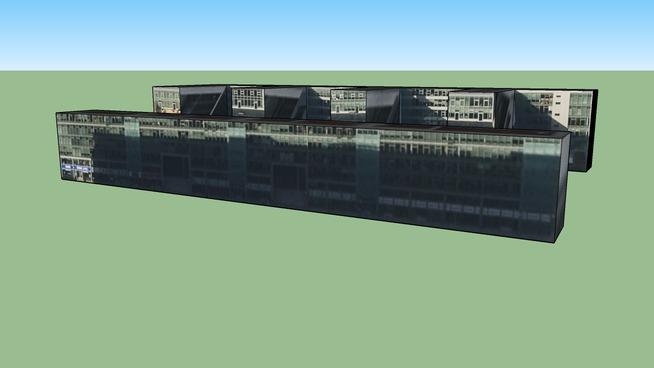 Bâtiment situé Berlin, Allemagne