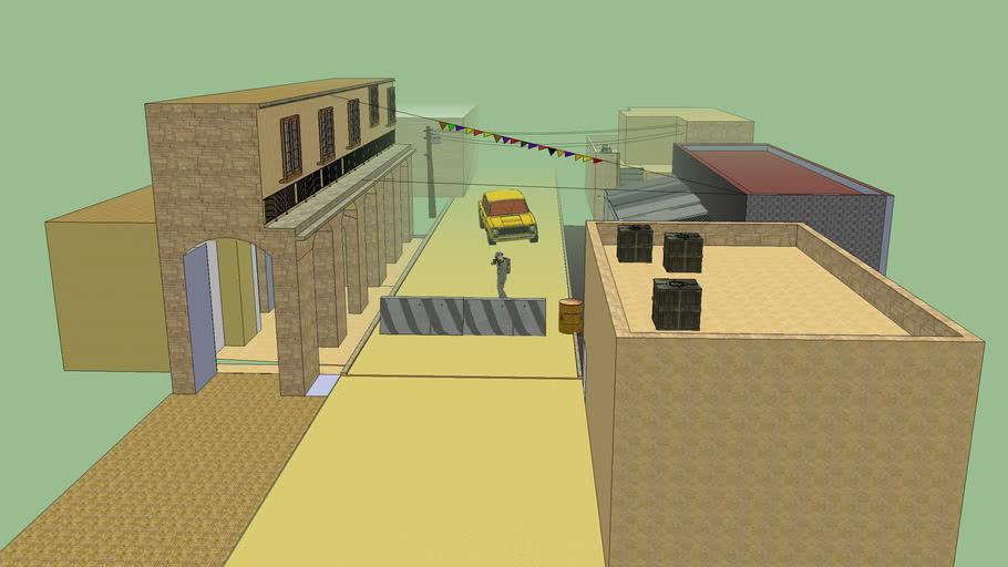 SOCOM Crossroads Map
