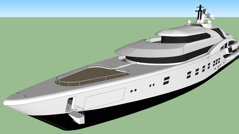 Super Yacht Palladium (95 m)