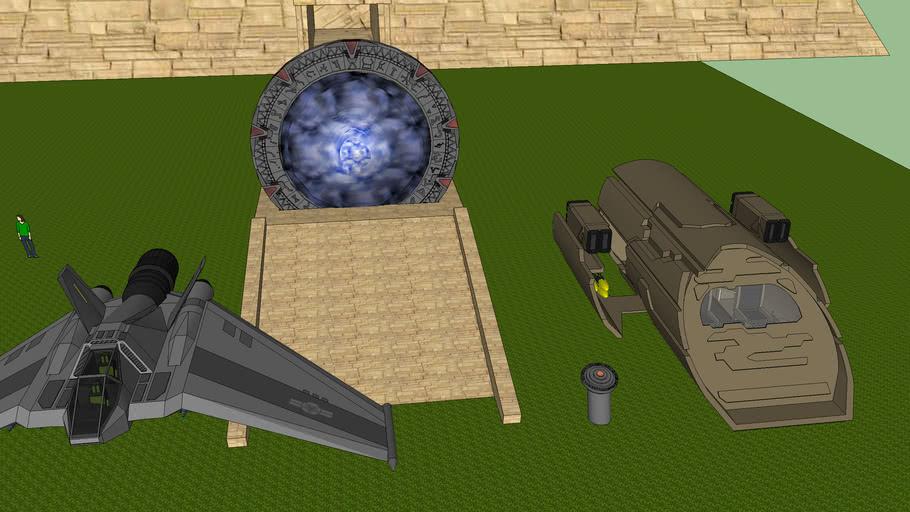 Stargate Colage