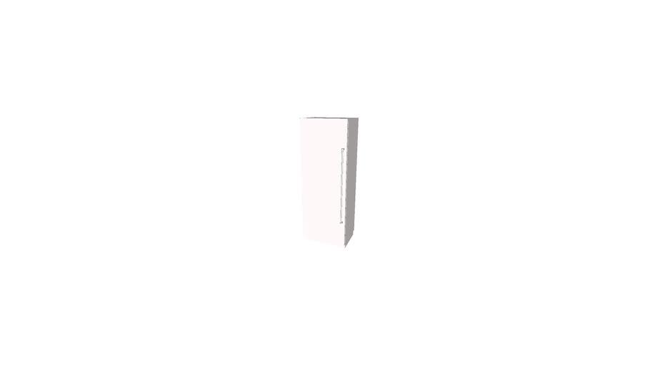 "Sub-Zero IC-30FI-LH | 30"" Integrated Column Freezer with Ice Maker - Panel Ready - Left Hinge"