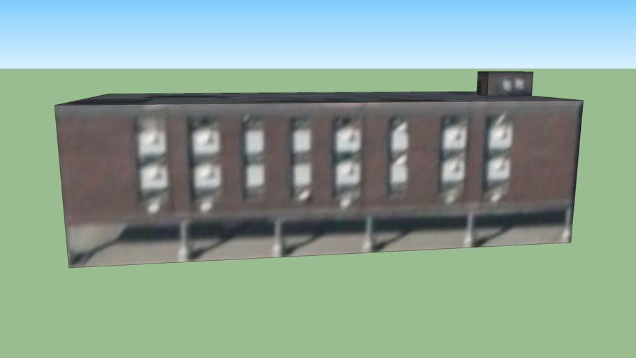 Edificio in Somerville, Massachusetts, Stati Uniti LabrioCt