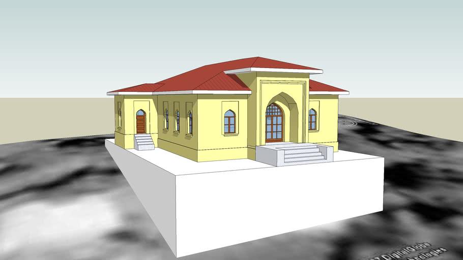 Model of KOERI Geodesy Department _2