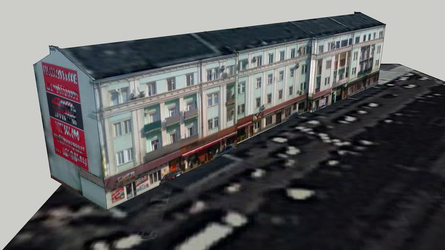 4-х этажный дом