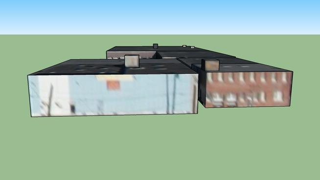 Building in Massachusetts 02150, USA