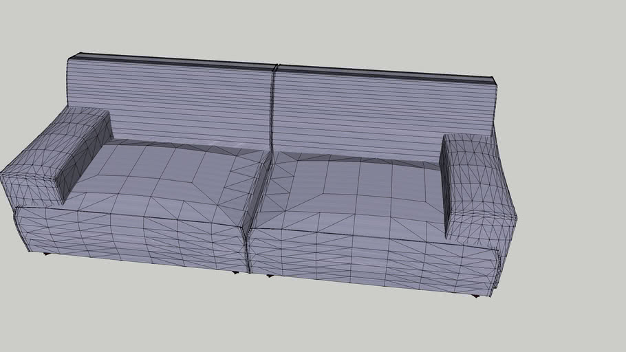 Sofa 232 poliform