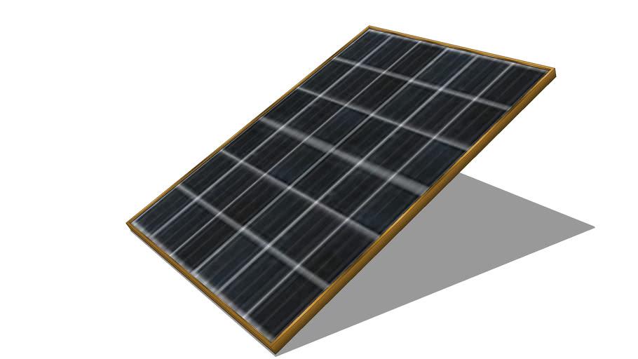 Kyocera KC200GT Photovoltaic Panel