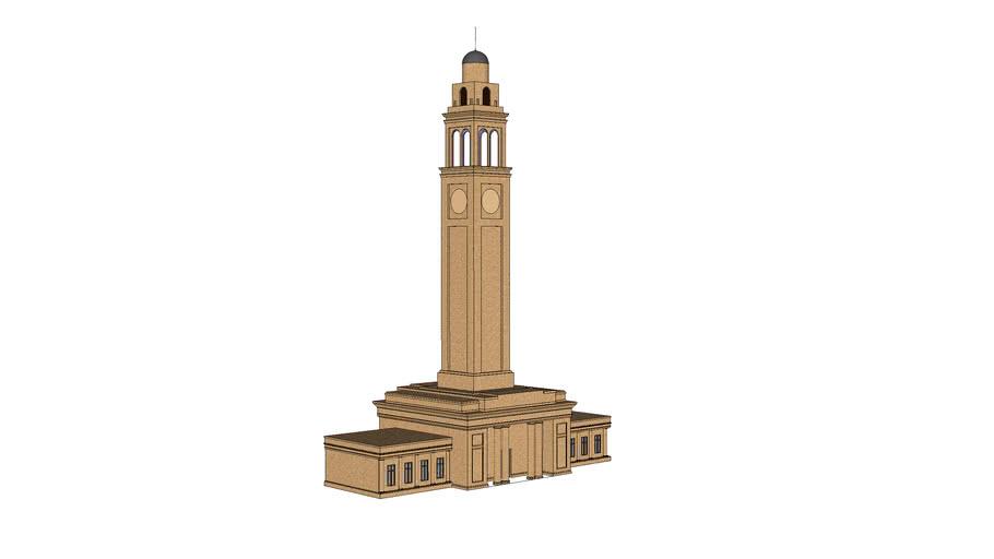 LSU Clock Tower