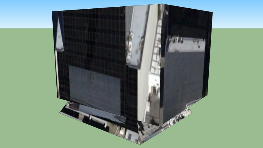 Construção em Los Angeles, Califórnia, USA