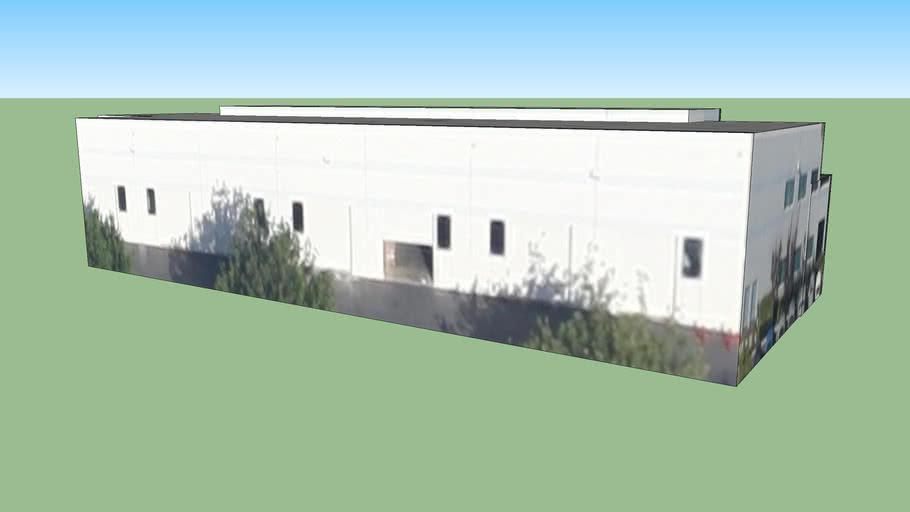 Edificio en North Coast, California, EEUU