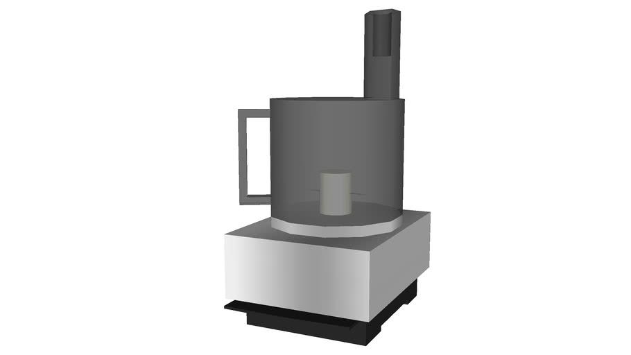 Countertop food processor