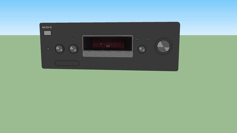 Sony (STR-DG820) A/V stereo receiver