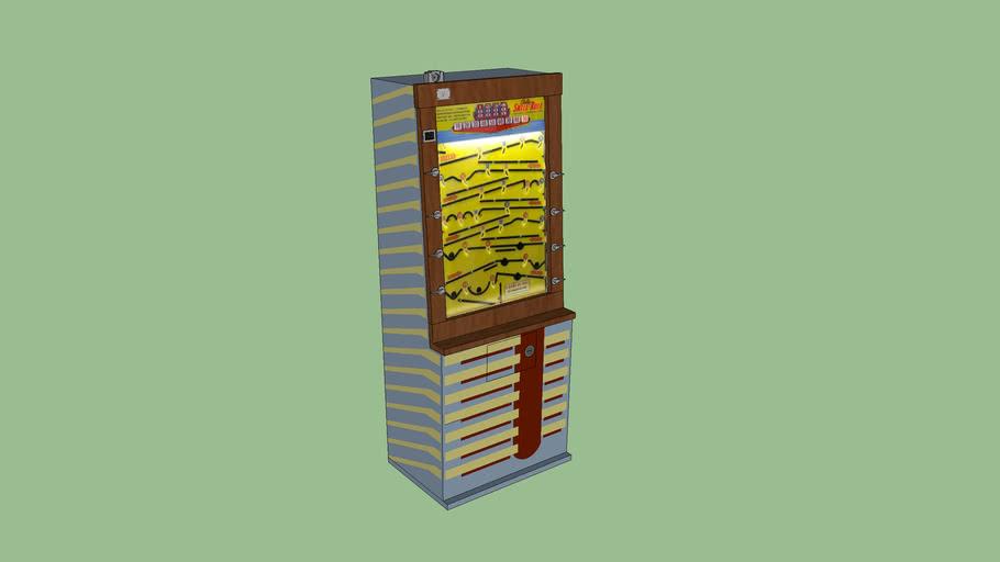 Skill Roll EM Arcade Game