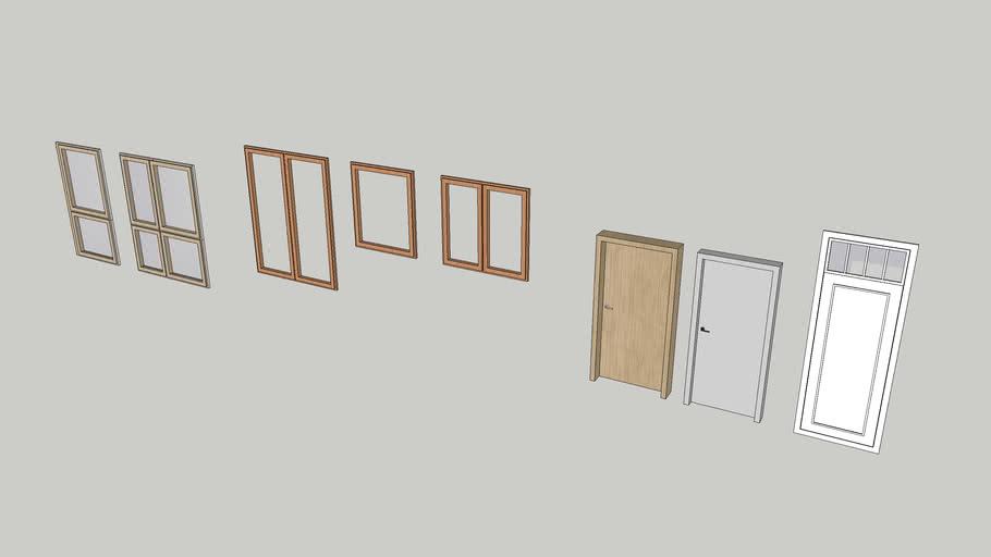 okna drzwi