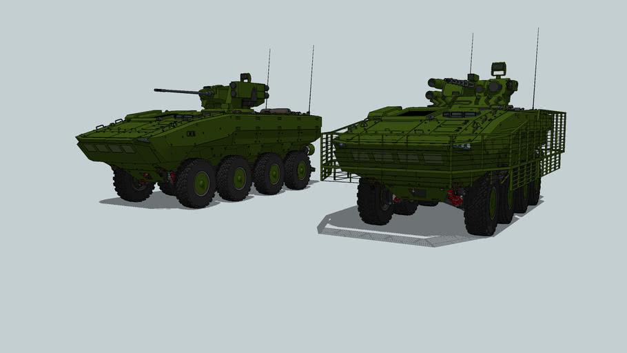 IFV Concept BTR-5M1