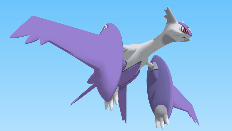Mega Latios Pokemon X And Y 3d Warehouse