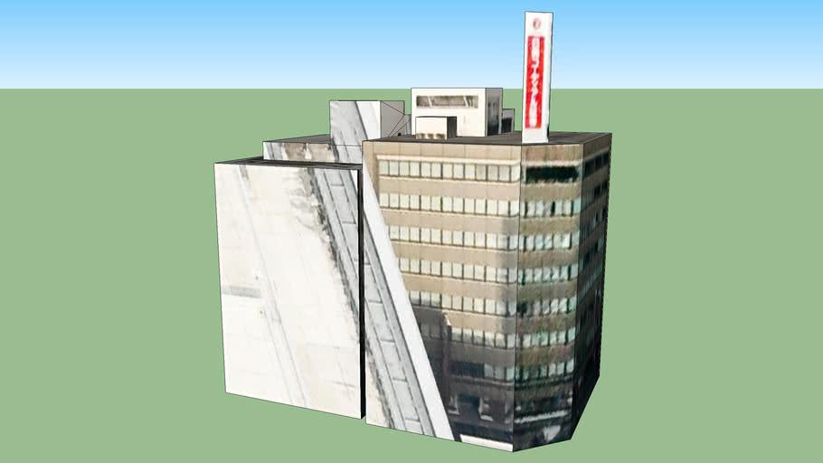 此建築物位於 〒060-8526