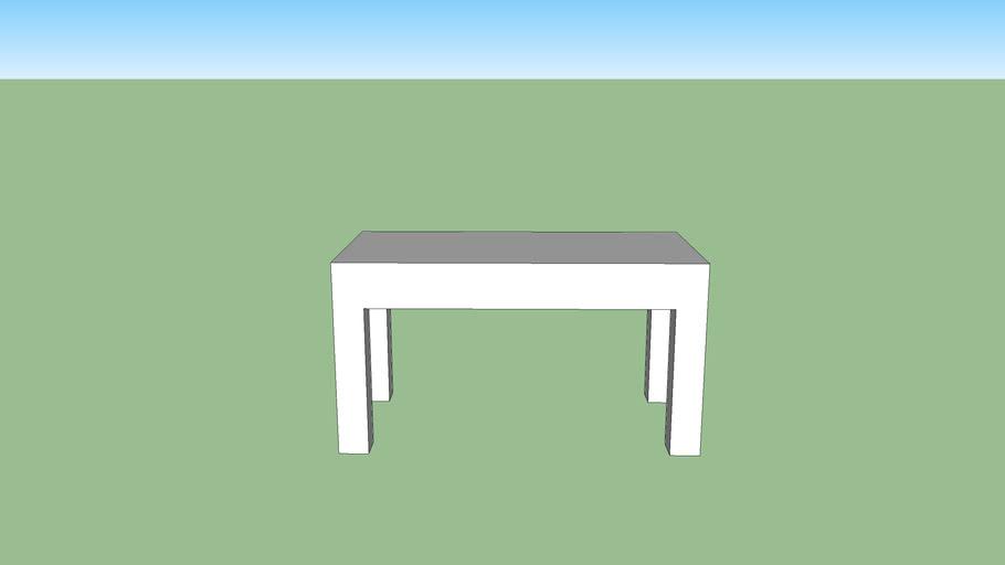 a basic table