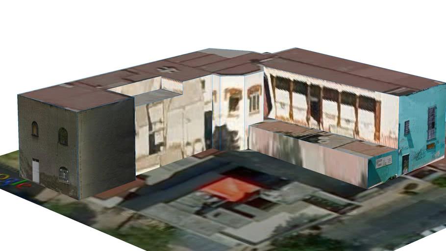 Edificio en Arq. Carlos Lazo Ciudad de Mexico, D.F., Mexico