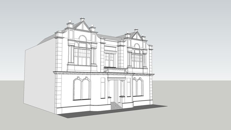 Edwardian Building 02