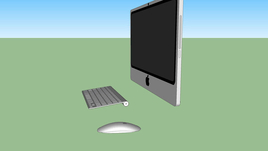 My version of the iMac