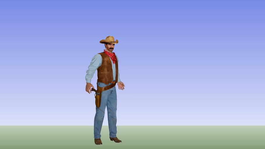 cowboy gunfighter