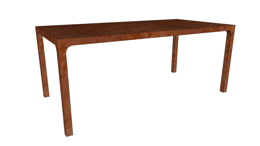 Burl Parson Dining Table from CB2