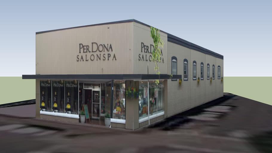 PerDona Salon Spa