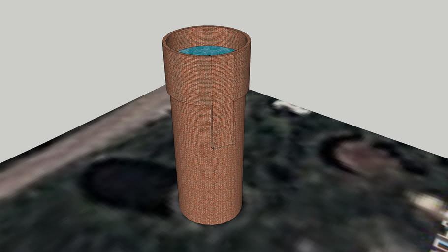водонапорная башня \ pump-house