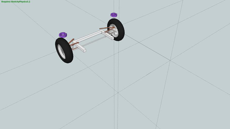 LRV steering physics