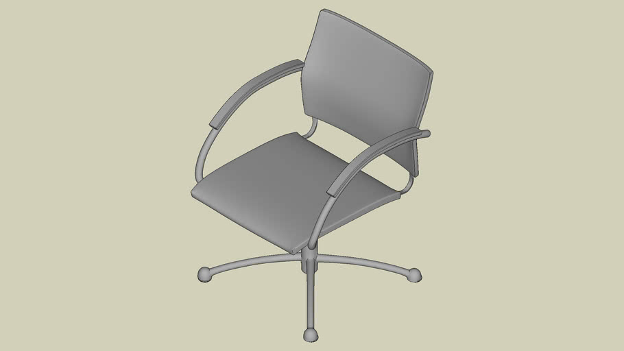 silla moderna para oficina