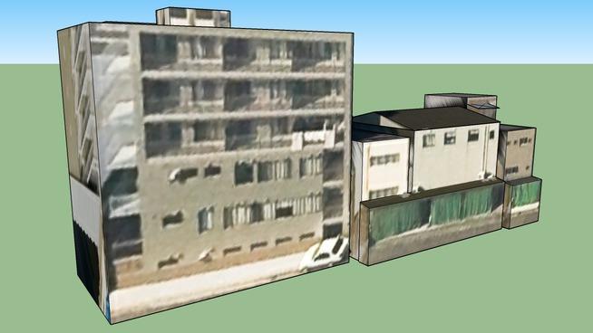 倉庫、事務所建築