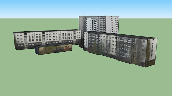 Berlin, Almanya adresindeki yapı