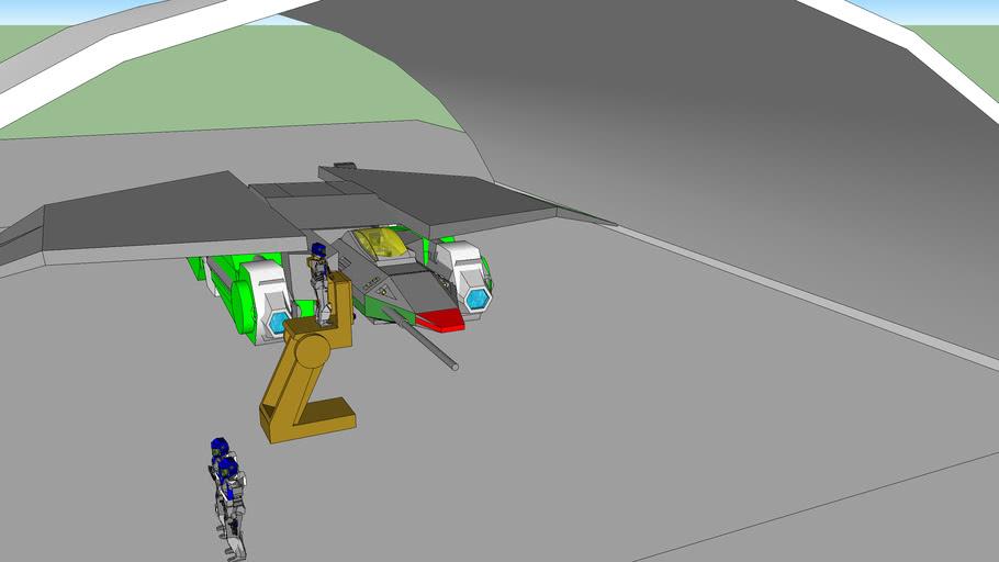 ROBOTECH VF-305