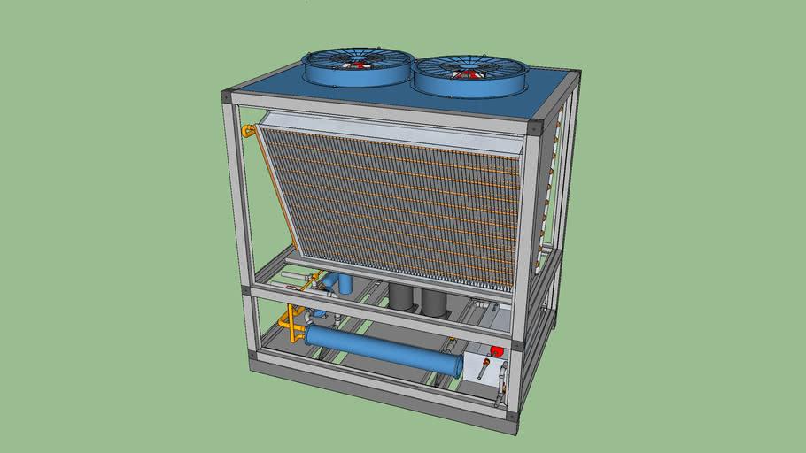 Chiller raffreddato ad aria - Air Cooled Chiller