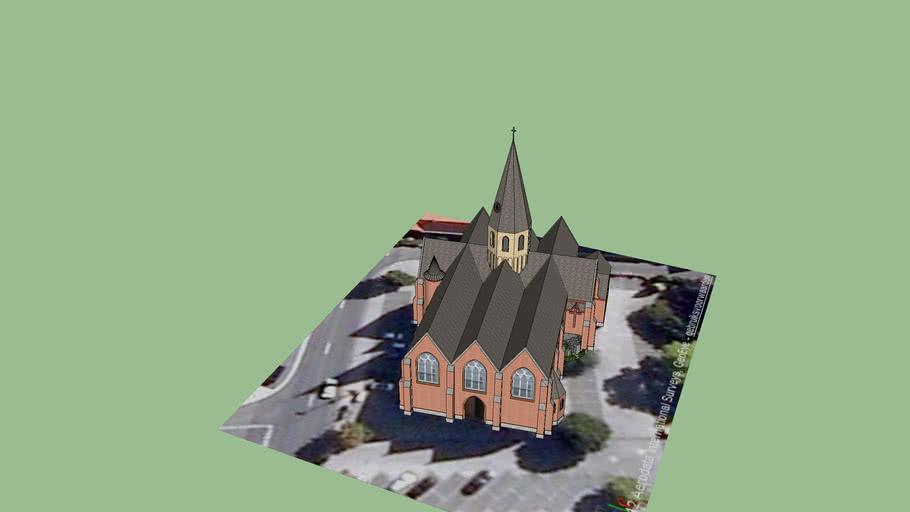 Sint-Arnolduskerk Tiegem
