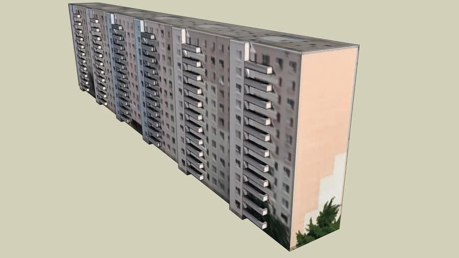 Bâtiment situé 69200 Vénissieux, France