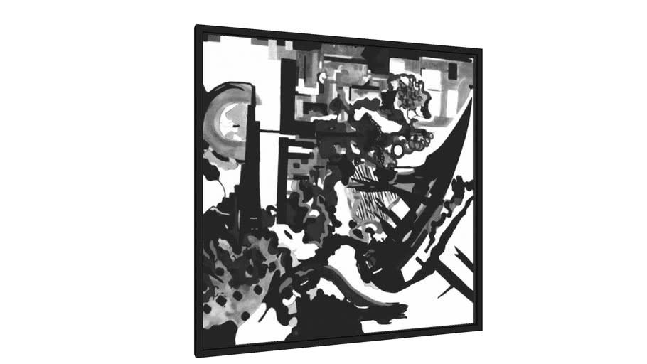 Quadro A Volta II - Galeria9, por CassiaH